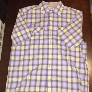 Tommy Bahama Short-Sleeve Button-Down